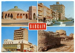 GREETINGS FROM BAHRAIN - MULTIVIEW 1972 (10 X 15cms Approx.) - Bahrain