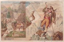 CHROMO GUERIN BOUTRON  / LA SUISSE - Guerin Boutron