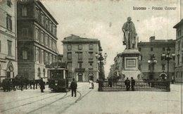 LIVORNO PIAZZA CAVOUR - Livorno