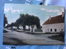 Parcey La Poste Et La Route De Dole - Other Municipalities