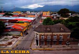 HONDURAS, LA CEIBA, PARCIAL VIEW  [10227] - Honduras