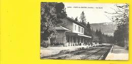 PONT De ROIDE La Gare (CLB) Doubs (25) - France