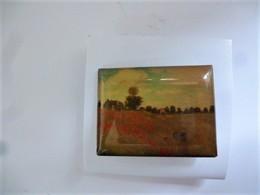 PINS Claude Monet Les Coquelicots / éditions Atlas  Art Peinture Tableau / 33NAT - Personnes Célèbres