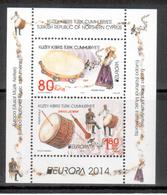 Türkisch-Zypern / Turkish Republic Of Northern Cyprus / Chypre Turc 2014 Block EUROPA ** - 2014