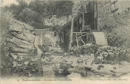 FONCINE-le-BAS-cascade Du Vieux Moulin - Other Municipalities