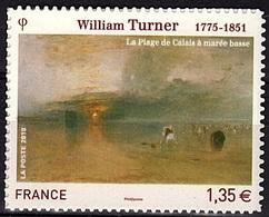 ADH 67 - FRANCE Adhésifs N° 402 Neuf** William Turner - France