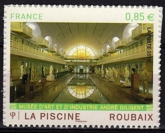 ADH 68 - FRANCE Adhésifs N° 467 Neuf** La Piscine - France