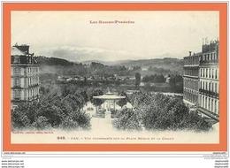A584 / 125 64 - PAU Vue Plongeante Sur La Place Royale - Sin Clasificación