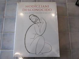 Modigliani Desconocido  Dibujos De La Antigua Coleccion De Paul Alexandre - Livres, BD, Revues