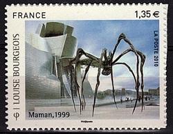 ADH 69 - FRANCE Adhésifs N° 471 Neuf** Louise Bourgeois - France