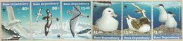 Ross Dependency  1997   Sc#L43-8 Birds Set  MNH   2016 Scott Value $11.40 - Nuovi