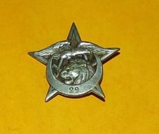 29° Régiment De Tirailleurs Algériens, Plein, Dos Guilloché, FABRICANT DRAGO PARIS,HOMOLOGATION SANS, ETAT VOIR PHOTO  . - Armée De Terre