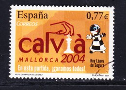 ESPAÑA, USED STAMP, OBLITERÉ, SELLO USADO. - 2001-10 Used
