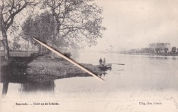 Baasrode, Baesrode, Zicht Op De Schelde, 2 Scans - Non Classés