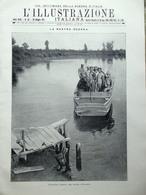 L'Illustrazione Italiana 20 Maggio 1917 WW1 Donne In Guerra Fronte Giulio Poste - Guerra 1914-18