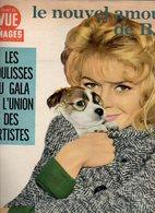 Point De Vue Images Du Mondes N°717 Le Nouvel Amour De Brigitte Bardot Amie Des Bêtes Numéro 1 - Line Renaud - Informations Générales