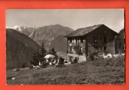 PEPB-04 Verbier Pension Restaurant Des Touristes. Non Circulé. Gyger 13914 - VS Wallis