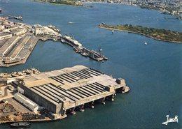 CP -56-Lorient-la Base Sous-marine   ( écrite En 1988) - Lorient