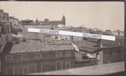 ESPAGNE  PALMA DE MAJORQUE Années 1920 - Photo Originale D'une Vue Prise D'une Chambre Du Grand Hôtel - Places