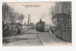 SAINT JOACHIM - CHAUSSEE DE LA CLAIRVAUX - TRAIN - 44 - Saint-Joachim