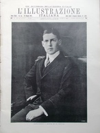 L'Illustrazione Italiana 24 Giugno 1917 WW1 Mowe Macedonia Grecia Astico Jamiano - Guerra 1914-18
