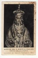 Santino Antico Madonna Del Sacro Monte Di Viggiano - Potenza - Religion & Esotérisme