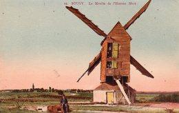Sougy - Le Moulin De L ' Homme Mort - France