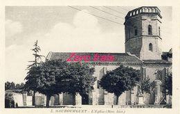 65 - Maubourguet - L'Eglise - Maubourguet