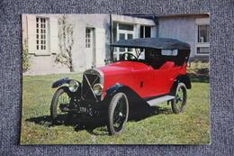 Voiture : SALMSON VAL 3 - 1925 - Toerisme