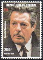 SENEGAL - 1v - MNH - Marcello Mastroianni - Cinema Movies Film Kino Cine Actor Actors - Italia 98 - Italy - Acteurs