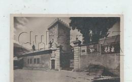 Embrun (05) : Le Mur Publicitaire Dont Chocolat à La Tour Brune En 1930 PF. - Embrun