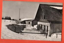 PEPB-22 Grandval Berner Jura, Cabane Raimeux Hütte Tampon Les Amis De La Nature De Moutier,Visa 1939,non Circ. Grau 79 - BE Bern