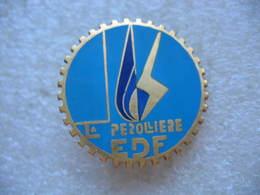 Broche EDF La Perolliere - Centre De Formation - Saint-Pierre-La-Palud (Dépt 69) - EDF GDF