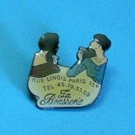1 PIN'S //  ** LA BRASSERIE / PARIS 15e ** - Beer
