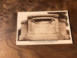 293/ MONUMENT COMMEMORATIF DE FAREMOUTIERS - Faremoutiers