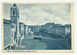 RIMINI - PIAZZA TRE MARTIRI GIA' GIULIO CESARE VIAGGIATA  FG - Rimini