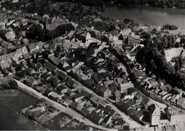 + GADEBUSCH In Mecklenburg, Seltenes Luftbild 1938, Nr. 35678, Format 18 X 13 Cm - Gadebusch