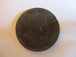 Hong Kong: 1 Cent 1902 - Hong Kong