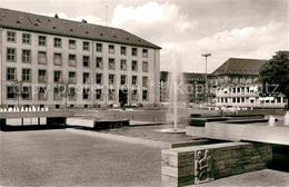 42778240 Mainz Rhein Jubilaeumsbrunnen Landeshauptstadt Universitaetsstadt Mainz - Wiesbaden