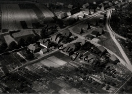 + GADEBUSCH In Mecklenburg, Höhe Treppenberg, Seltenes Luftbild 1938, Nr. 35681, Format 18 X 13 Cm - Gadebusch