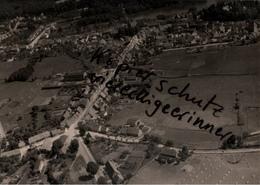 + GADEBUSCH In Mecklenburg,   Seltenes Luftbild 1938, Nr. 35676, Format 18 X 13 Cm - Gadebusch
