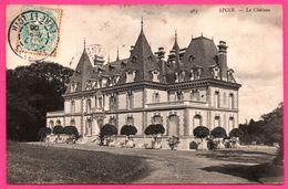 Spoir - Le Château - Animée - Edit. ND PHOT - 1906 - France