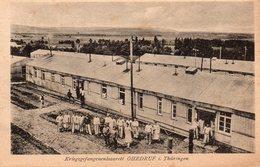 Ohrdruf - Kriegsgefangenenlazarett ( CP Envoyée Du Camp De Prisonnier) - Guerra 1914-18