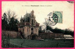 Château D'Esclimont - Maison Du Jardinier - Edit. MOREAU - 1906 - Colorisée - France