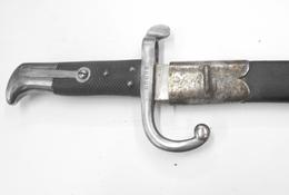 Baïonnette Danoise Pour Fusil Remington Modèle 1867 - Armes Blanches