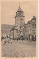 Grevenmacher  S / Moselle  , L'Eglise , Die Kirche ,( Luxembourg  ) - Postcards