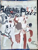 GRECE ΕΛΛΆΔΑ  ASSIETTE AU BEURRE N° 285 RUE DE LA PAIX  BON ETAT GRAVURES 1906 - Livres, BD, Revues