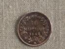 10 Centisimi 1866 M ( Milano). Voir Photos. - 1861-1946 : Royaume