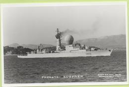 Frégate   SUFFREN   / Photo Marius Bar, Toulon / Marine - Bateaux - Guerre - Militaire - Warships