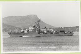 Escorteur D'escadre   LA GALISSONNIERE   / Photo Marius Bar, Toulon / Marine - Bateaux - Guerre - Militaire - Guerre